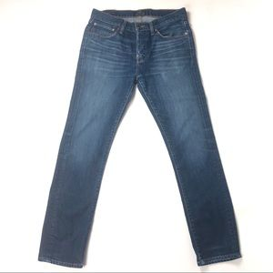 Lucky Brand Men's Blue 1 Authentic Jeans 1038